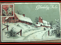 Jul og Nytår i Nøddebo Præstegård