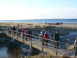 Vandretur Reersø - Stillinge Strand.