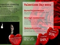 Valentinsdag på Café Zigzag