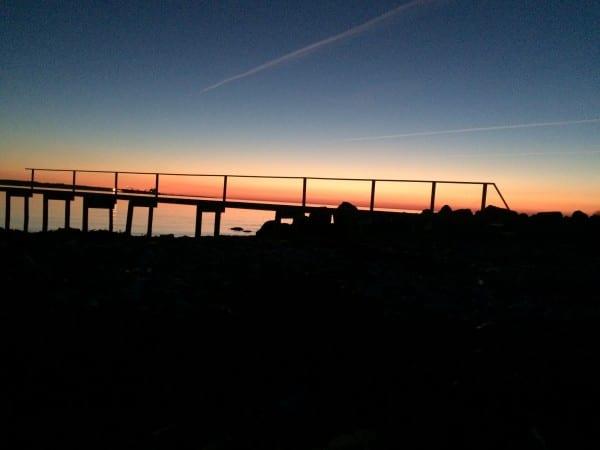 Havnen og fjorden