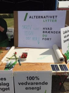 Alternativet på Folkemøde4