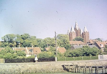 Houget i 1956