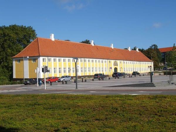 Kalundborg i rokoko-film