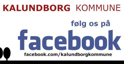 Kalundborg Kommune er på Facebook fra nytår.