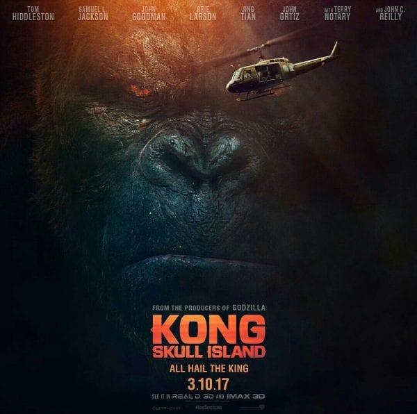 Premiere KONG: SKULL ISLAND - 2D