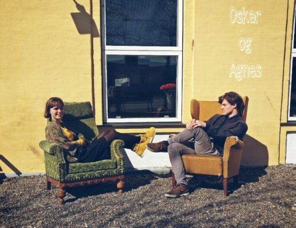 Live musik: Agnes & Oskar