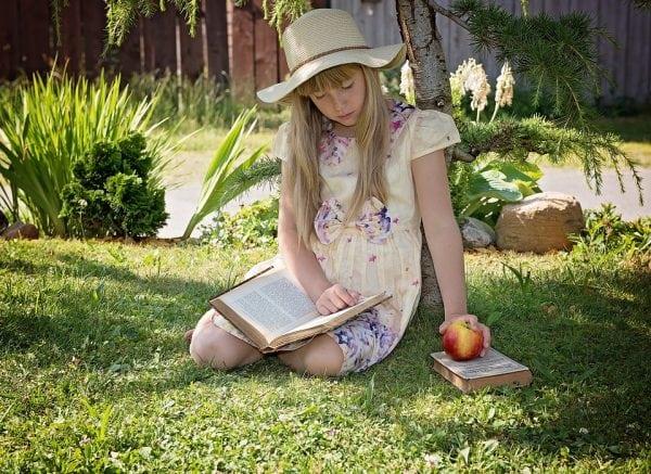 Læsekonkurrence for børn