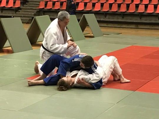 Sommerskole med judo