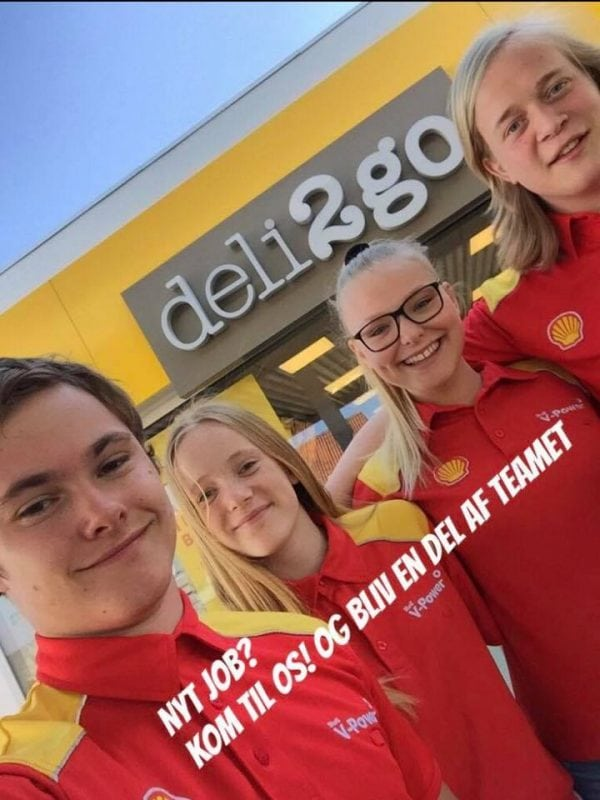 Shell søger personale