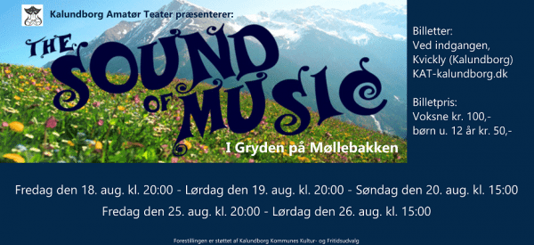 The Sound of Music : Kombiner teater og picnic