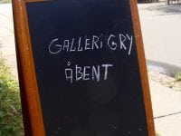 Galleri Gry har fødselsdag