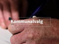 Kommunalvalget er slut