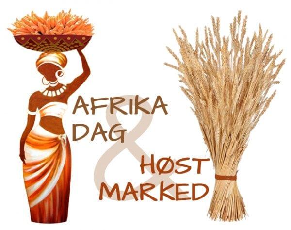 Afrikadag & høstmarked i Havneparken