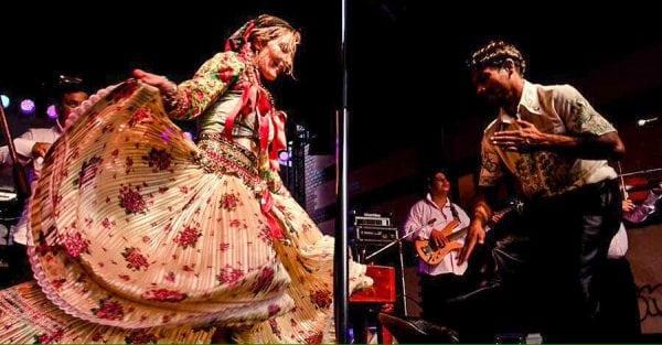 Zigeunermusik i Gimle