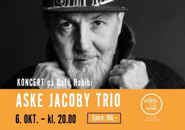Koncert på Café Habibi