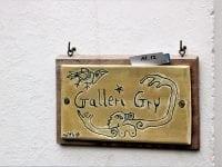 Få en kunstsnak i Galleri Gry