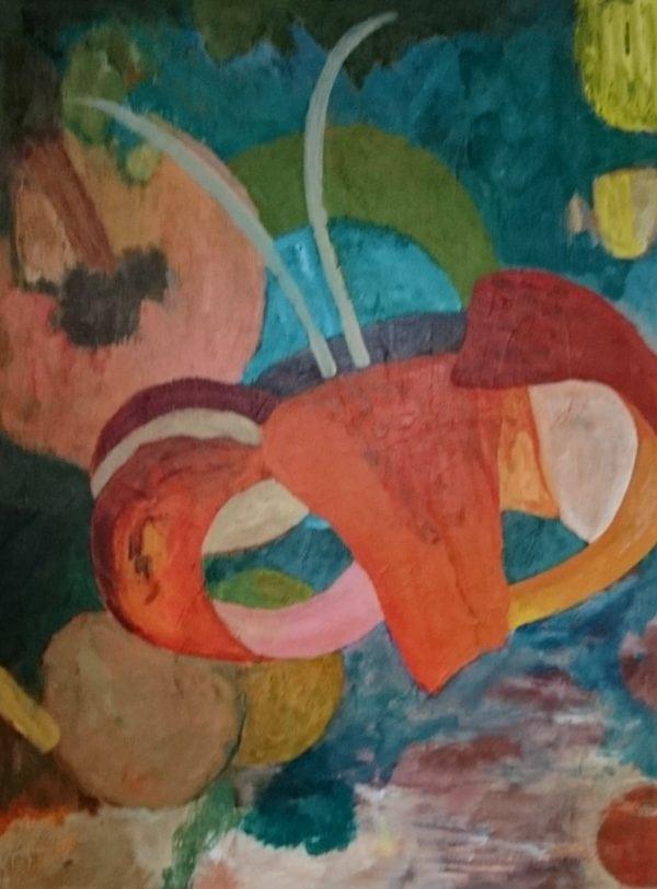 Kunstnere udstiller på Kalundborg Biblioteker i november