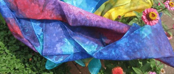 Prøv- og bliv klogere på silkemaling
