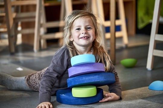 """300 børn fra Kalundborg Kommune med i """"Hej skal vi lege?"""""""