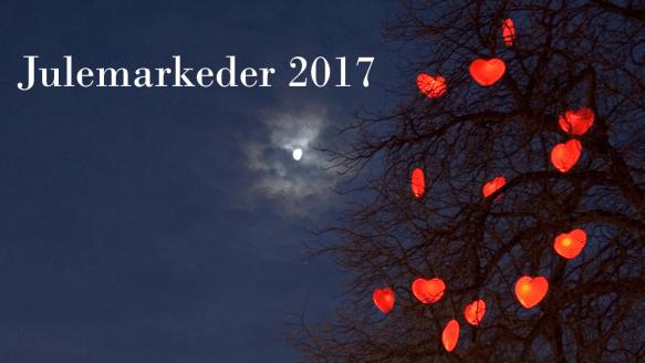 Julemarkeder på Vestsjælland 2017
