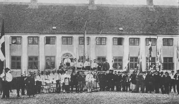 Fastelavn på Kalundborg Museum