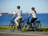 I dag udgør elcykler 20 procent af Fri BikeShops samlede cykelsalg mod seks procent for fem år siden. Fri BikeShop forventer at øge salget yderligere med elcykler solgt gennem Fri Bikesmart. Foto: PR.