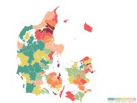 Erhvervsvenlighed, graf: Dansk Byggeri