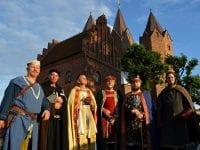 Pressefoto - Kalundborg Middelalderfestival.