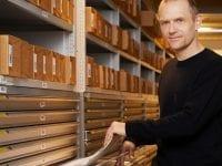 Foredrag med Adam Jon Kronegh om Forsvundne arvinger
