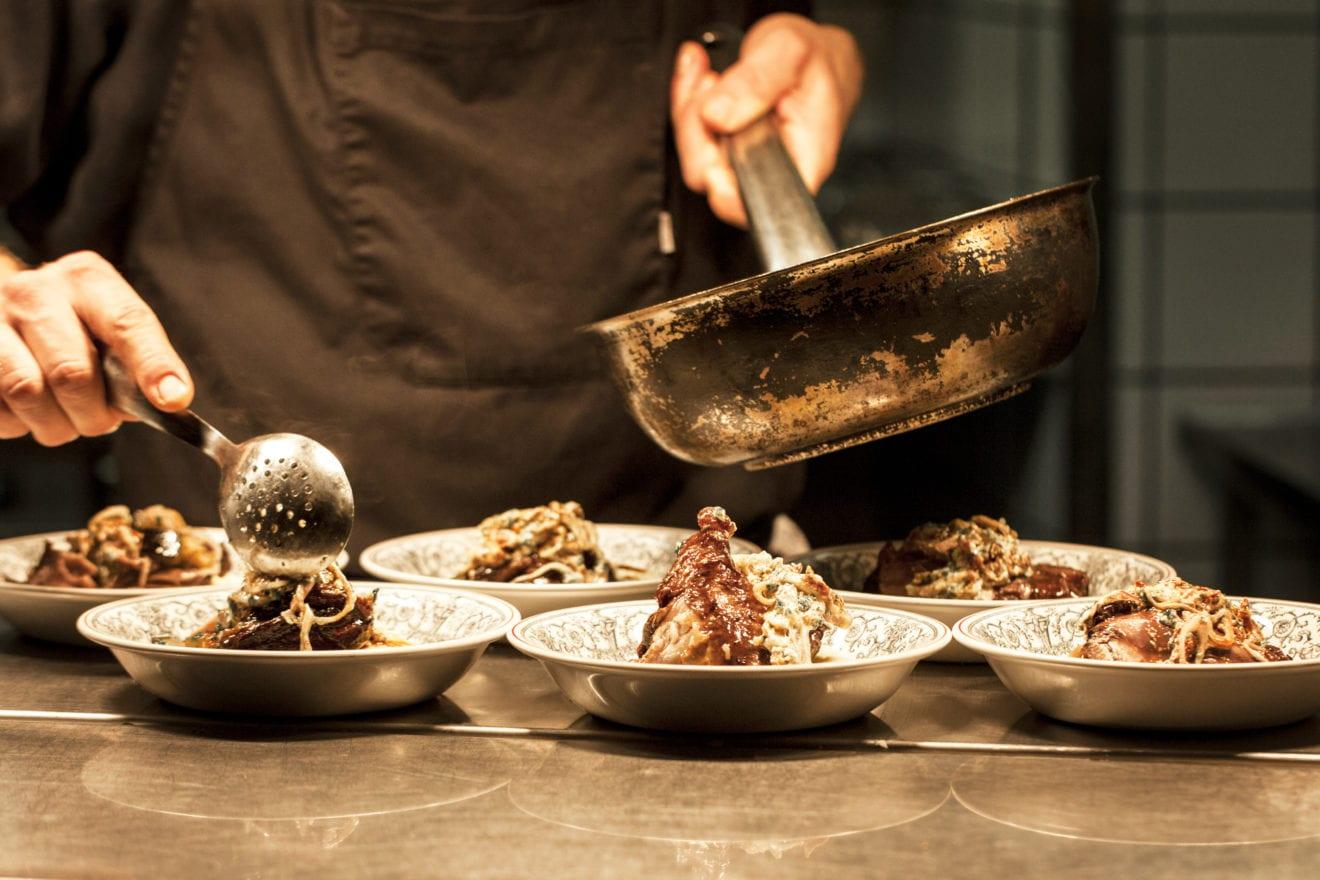 Restaurant Gisseløre i Danmarks største restaurantfestival