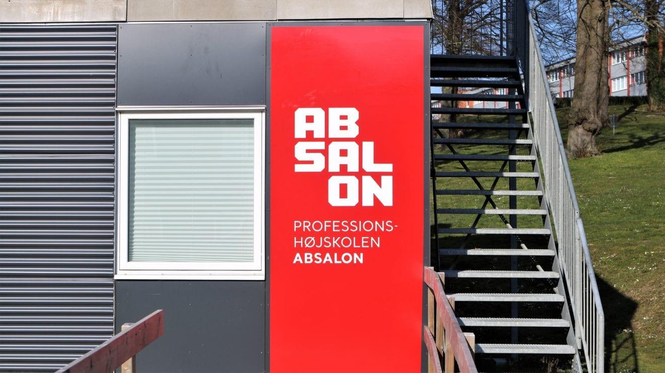 Absalon arrangerer online åbent hus