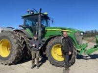 40 år i landbruget på Kragerup Gods