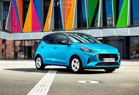 Ny Hyundai i10 får danmarkspremiere i Kalundborg