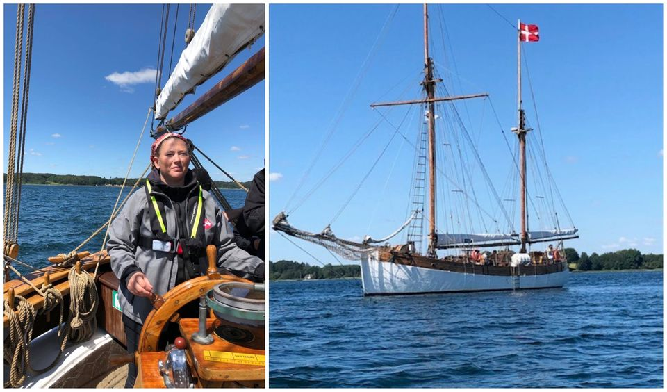 Sommerlejre til søs er populære