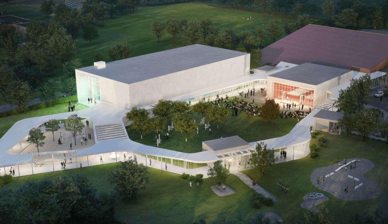 Åbent hus i Kultur- og Bevægelsespark Høng