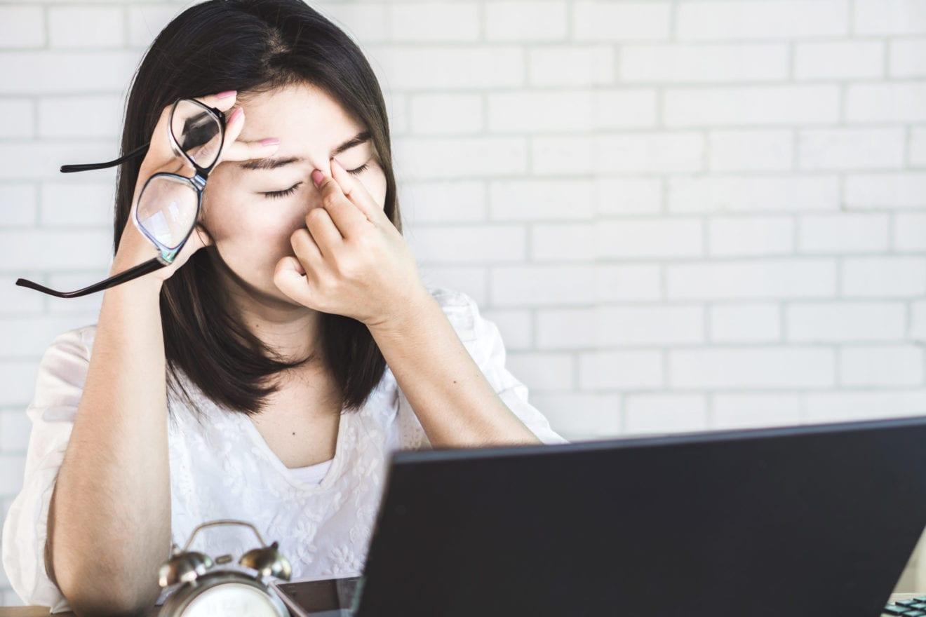 Øget skærmtid overbelaster dine øjne