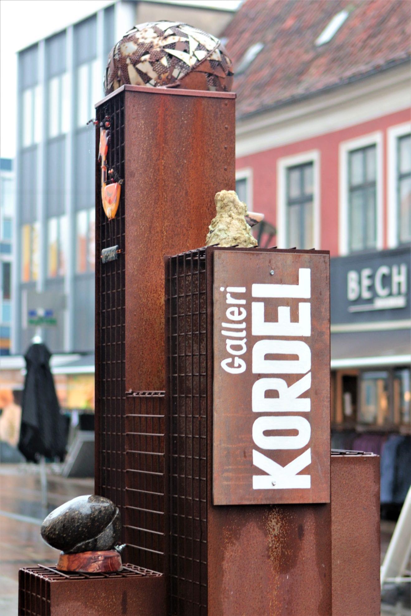 Kunst og Kunsthåndværk i Kordilgade