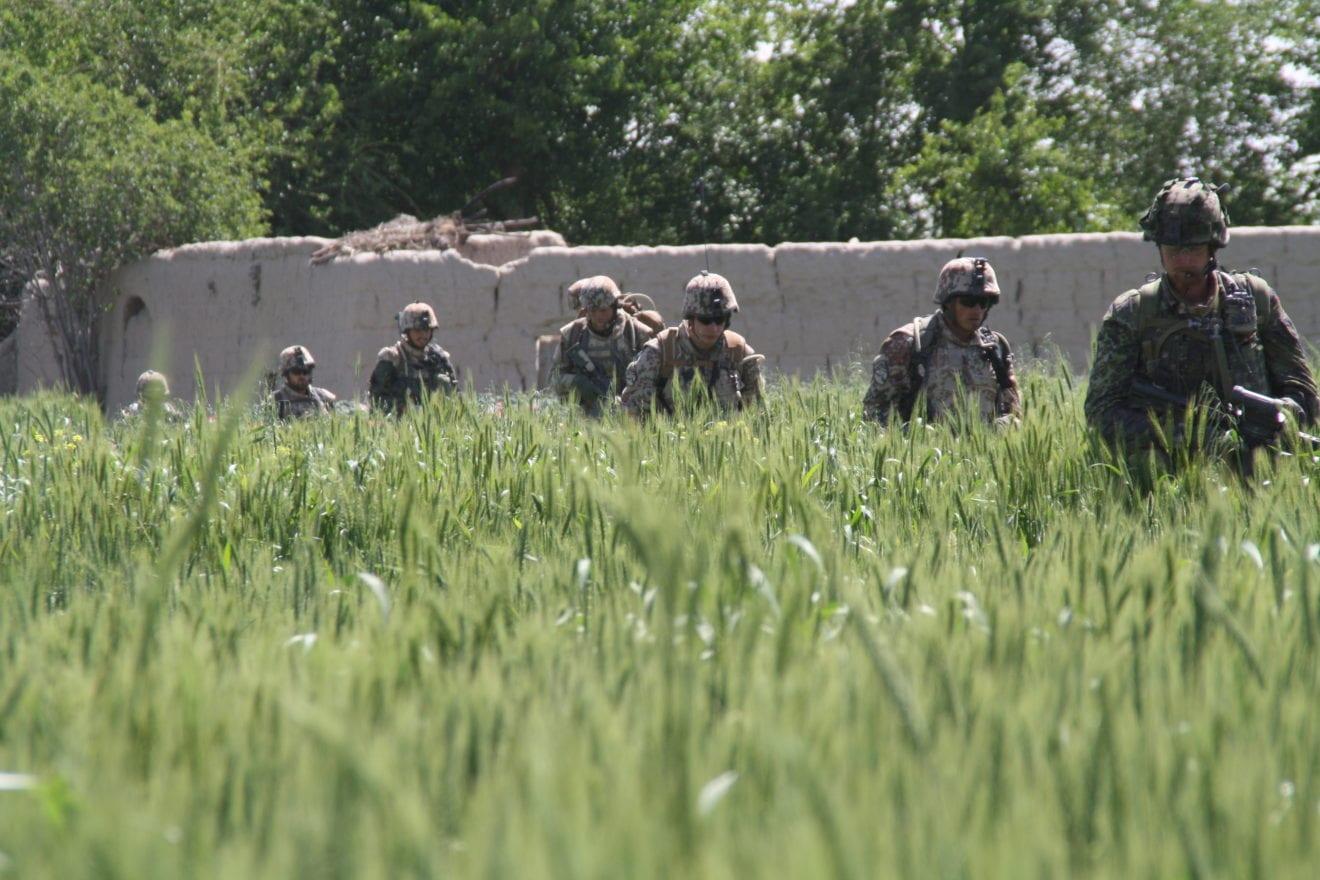 Fra krig i Helmand til fred i sindet