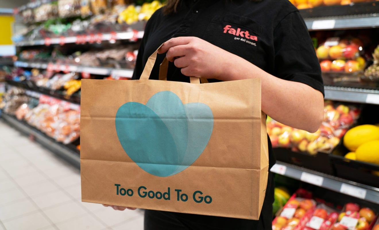 Fire fakta-butikker i Kalundborg Kommune bekæmper madspild