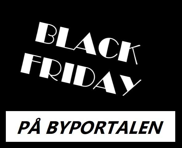 Black Friday hos Dit Kalundborg