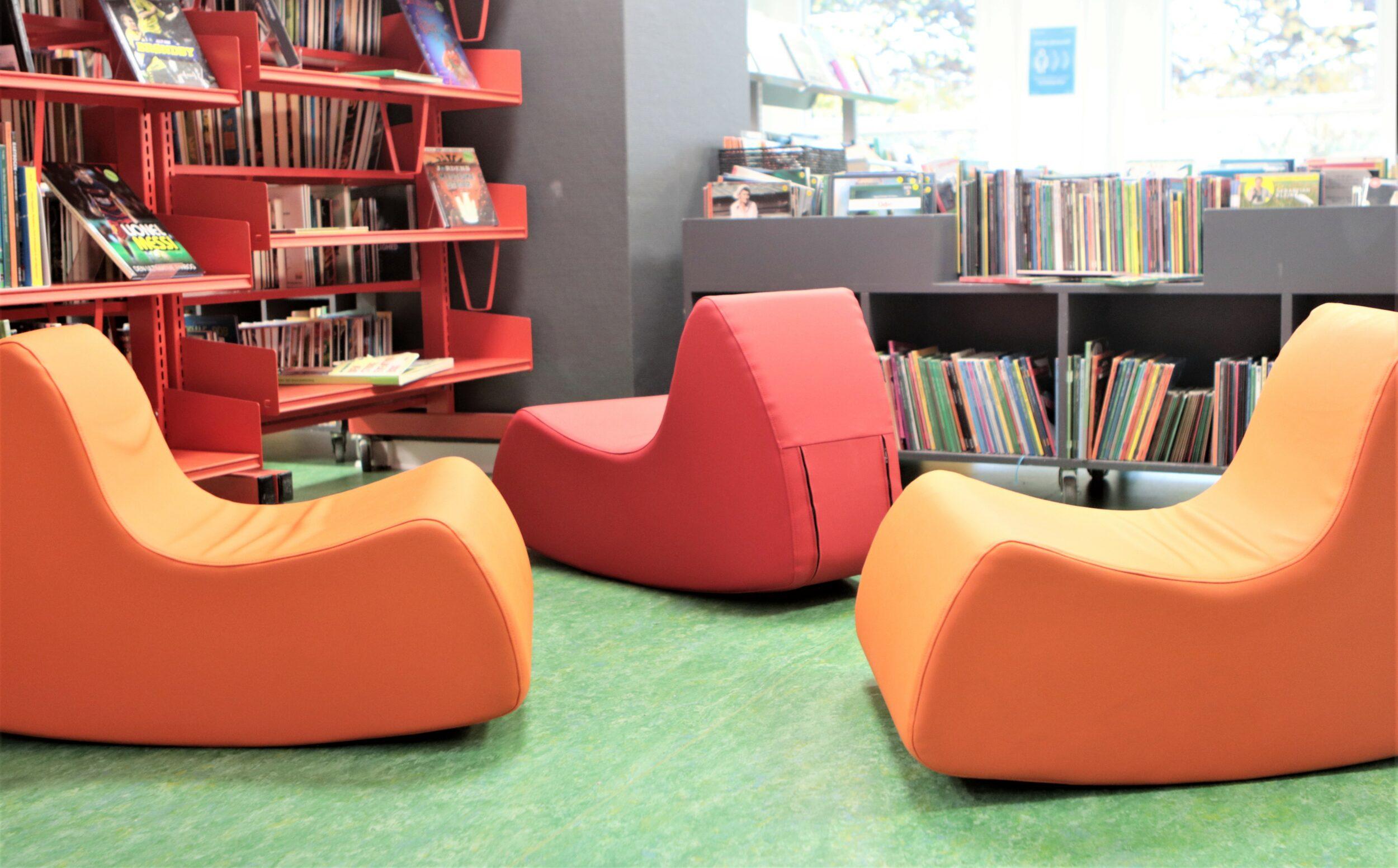 Boggnaskerne i Kalundborg - en bogklub for børn