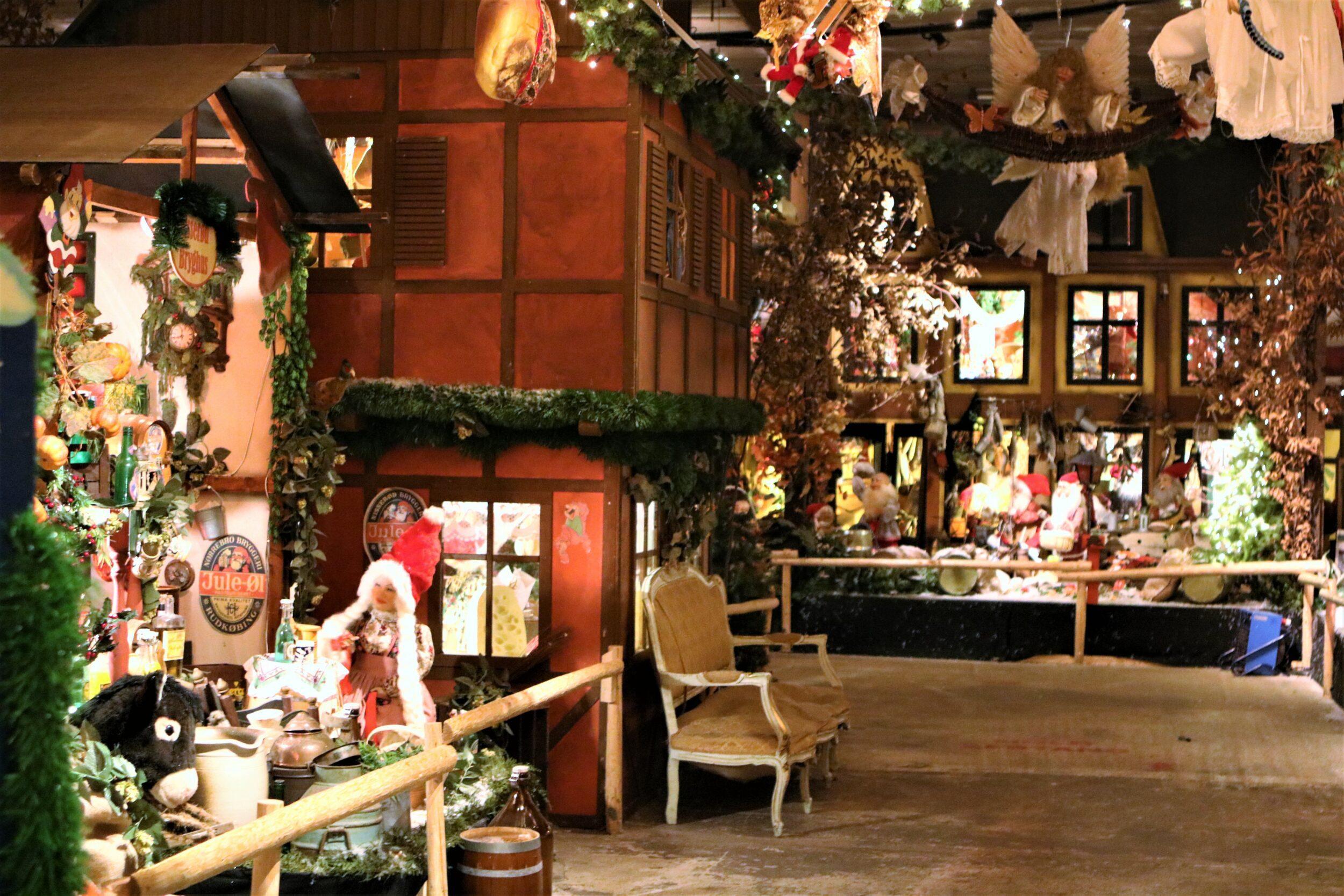 Julemuseum - som intet andet sted i verden