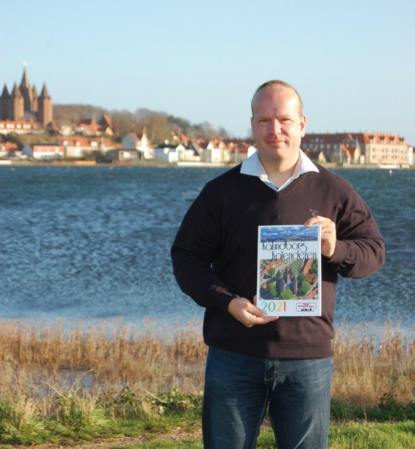 Kalundborg-kalender støtter et godt formål