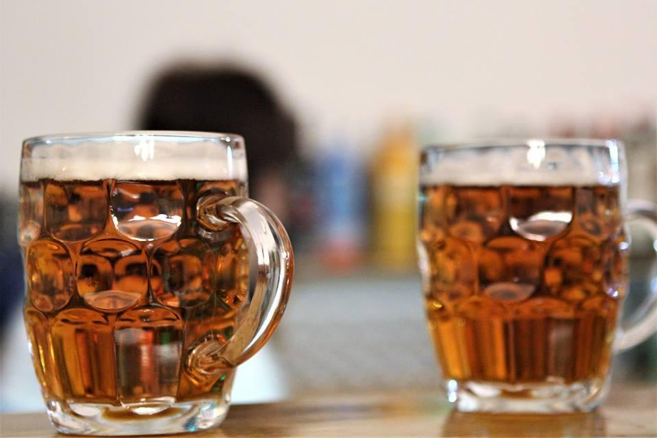Kom med til ølsmagning og fællesspisning